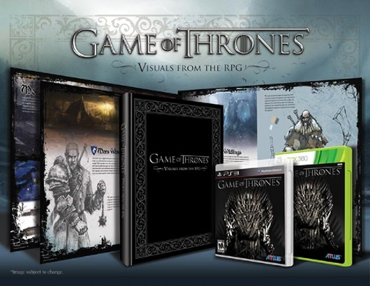 Pre-Order Cyanide's Game Of Thrones RPG And Receive An Art Book