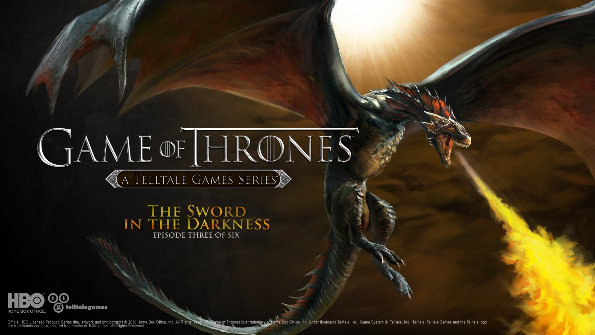 Game of Thrones: Episode 3 - The Sword in the Darkness