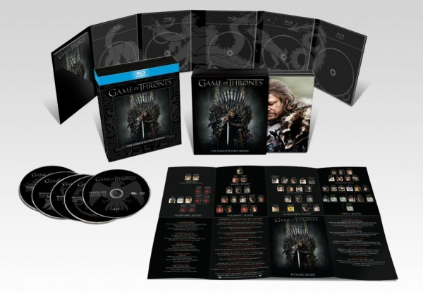 Game of Thrones: The Complete First Season Blu-Ray Review