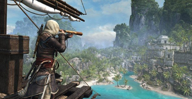 gaming assassins creed 4 black flag screenshot 7 618x321 Assassins Creed IV: Black Flag Gallery