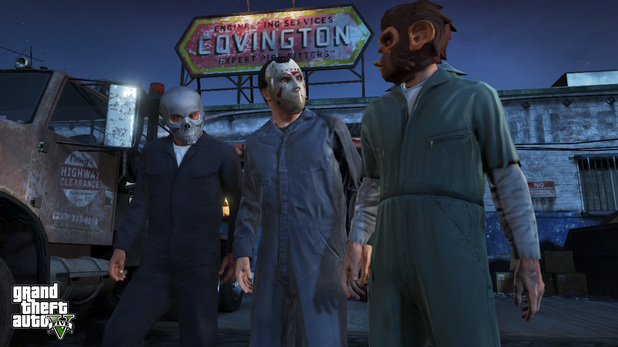 gaming grand theft auto 5 screenshots 12 We Got This Covereds Top 10 Video Games Of 2013
