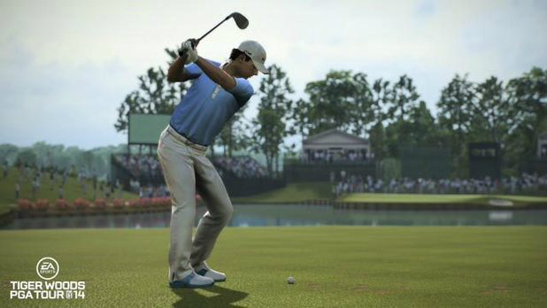 Tiger Woods PGA Tour '15 Cancelled