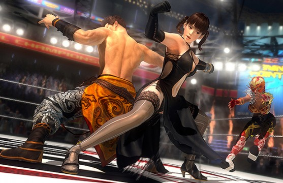 Dead Or Alive 5: Last Round Will Brawl Onto Current And Last-Gen Consoles In 2015