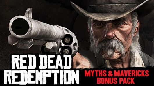 Myths And Mavericks Will Join Red Dead Redemption This Month