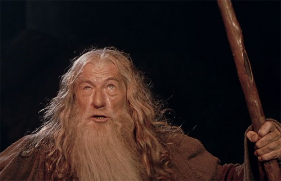 gandalf 400927 558x360 WGTC Weekly Throwdown: Saddest Cinematic Deaths