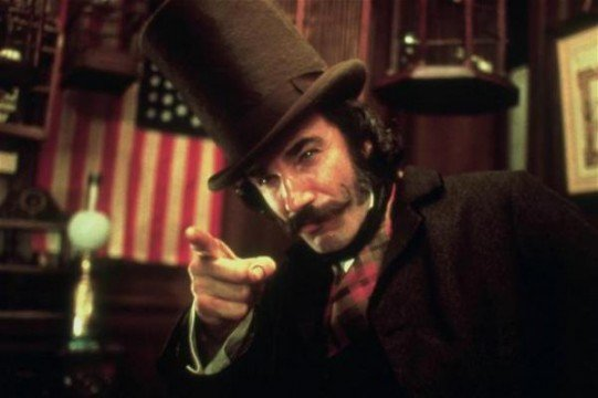 Daniel Day-Lewis Will Play Lincoln In Spielberg's Biopic