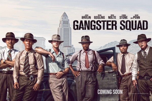 Gangster Squad Rescheduled For January 2013