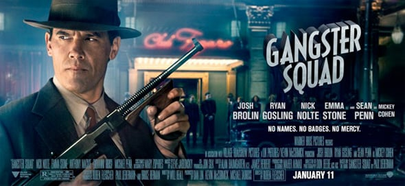 gangstersquad characterbanner brolin full Check Out The Stylish Series Of Character Banners For Gangster Squad
