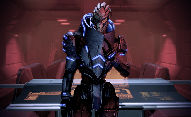 garrus mass effect Bioware Talks About Possible Spin Offs Set In The Mass Effect Universe