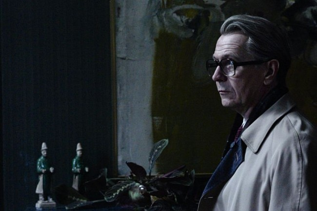 Terrific New Tinker, Tailor, Soldier, Spy Trailer Is Released