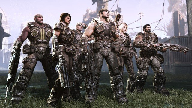 Gears Of War 3 Beta Expecting One Million Players