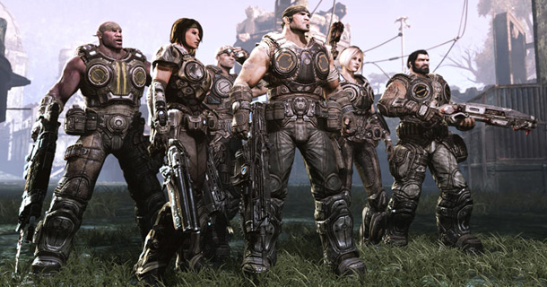Gears Of War 3 Opening Cinematic