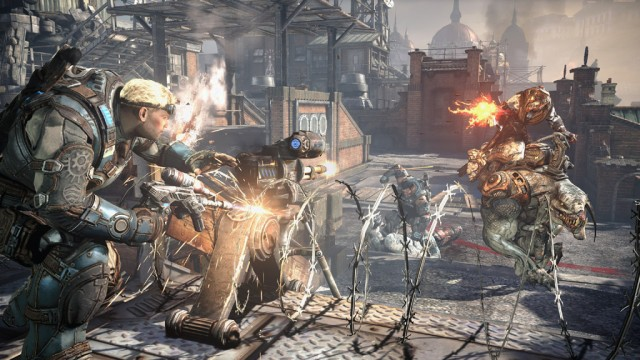 Gears Of War: Judgement Launching In March 2013