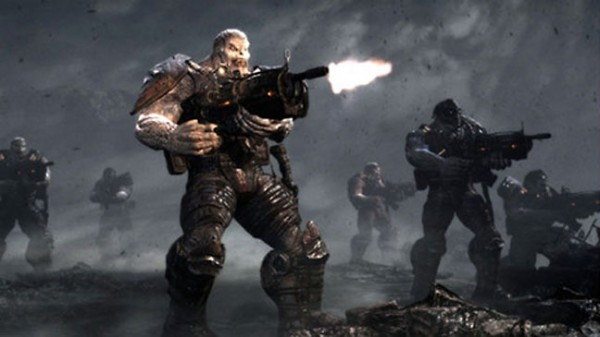 Gears of War 3 Hands-On Preview [X'11]