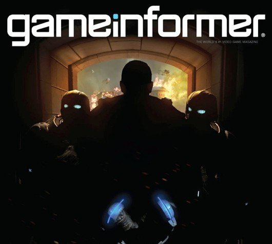 According To Game Informer, A New Gears Of War Game Will Be Unveiled At E3
