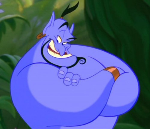 Live-Action Aladdin Prequel About Genies In The Works At Disney