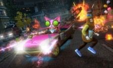 This Saints Row: The Third Genkibowl VII DLC Media Is Beyond Absurd