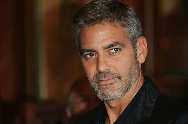 george clooney 01 5 Actors Who Could Play Doctor Strange