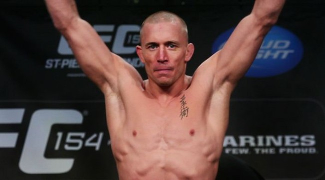 UFC Star Georges St-Pierre Joins Captain America: The Winter Soldier