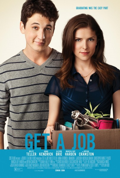 Get A Job Trailer Has Anna Kendrick And Miles Teller Go For Broke