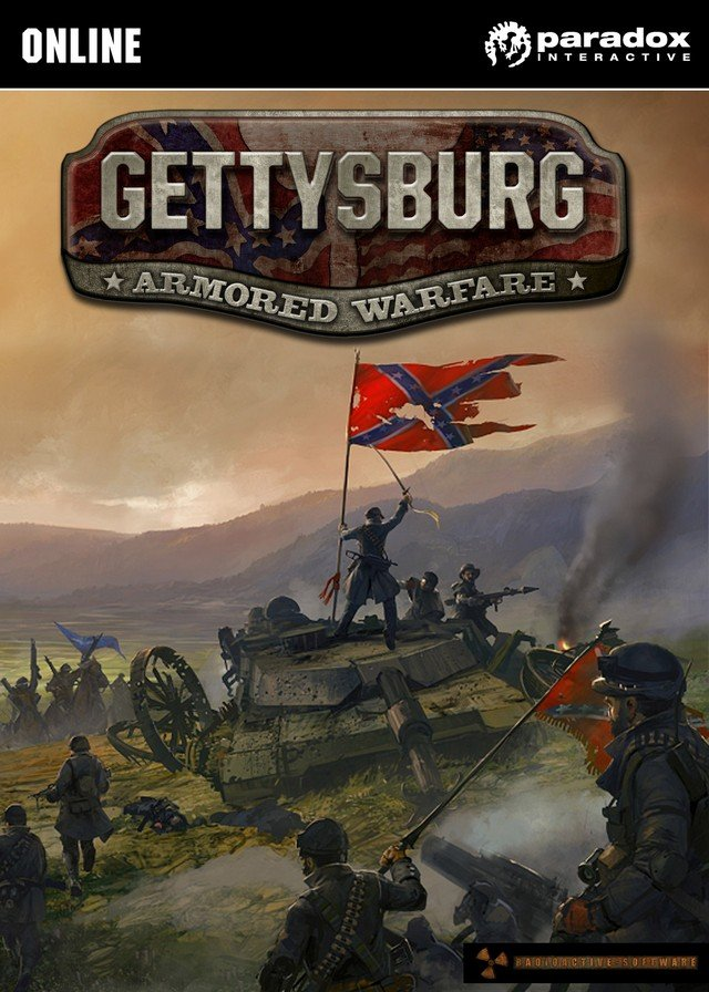 Gettysburg: Armored Warfare Review