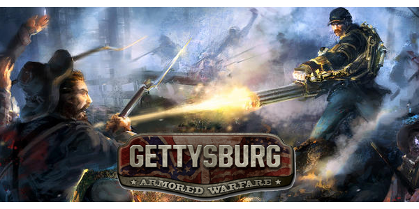 Gettysburg: Armored Warfare Asks Would The Civil War Have Been Different With Zeppelins?
