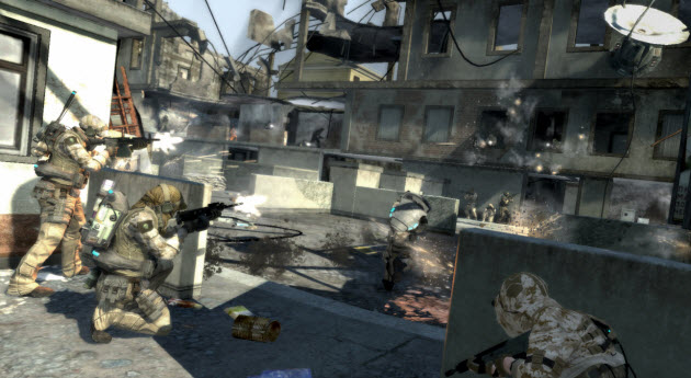 Ubisoft Announces Free To Play Ghost Recon