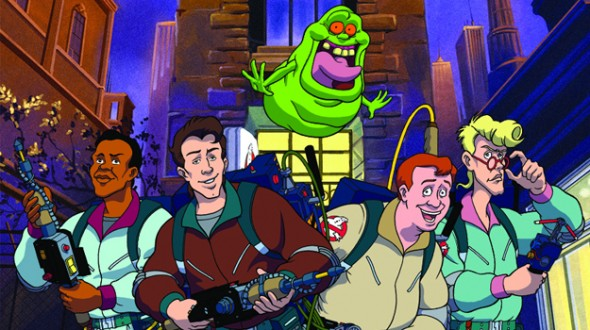 Ghostbusters Animated Movie In Development At Sony