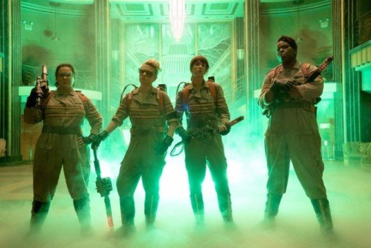Paul Feig's Ghostbusters Strike A Pose In This New Photo