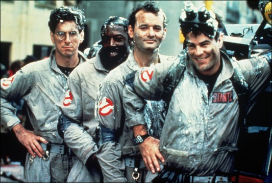 New Kickstarter Campaign Aims To Get Original Ghostbusters 2 Footage