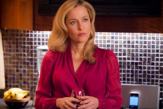 Gillian Anderson Really Wants To Be In Ghostbusters 3; Offers Tiny Update On Third X-Files Movie