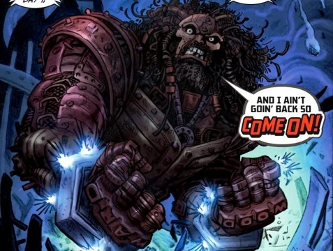 DC Villain Girder Will Have A Recurring Role On The Flash