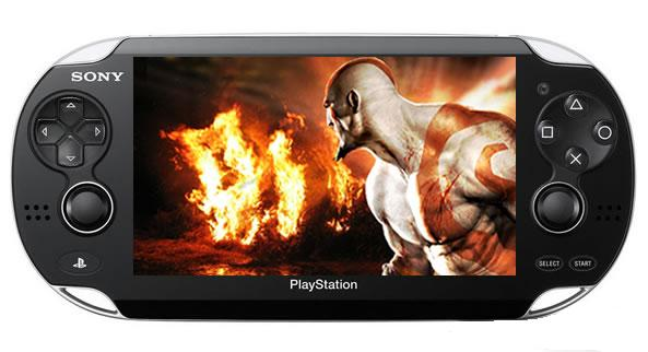 Kratos Comes To Playstation Vita As God Of War 1 & 2 Are Confirmed For Sony's Handheld