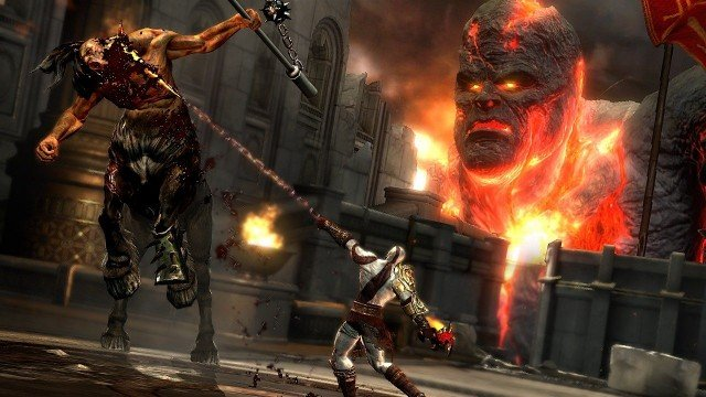 Sony Santa Monica Is Developing A New God Of War Title