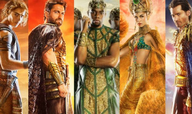 Deities Wage War In New Clips For Gods Of Egypt