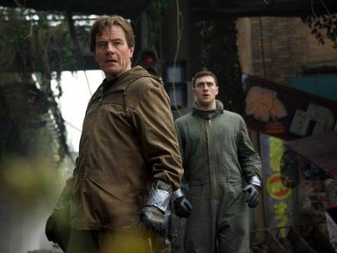 New Godzilla Images Released Ahead Of The Trailer
