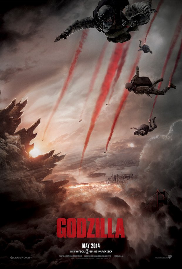 First Godzilla Trailer Roars Onto The Web