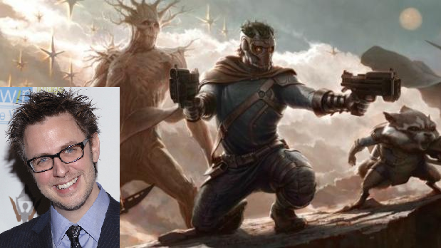 Director Of Slither, James Gunn, In Talks For Guardians Of The Galaxy