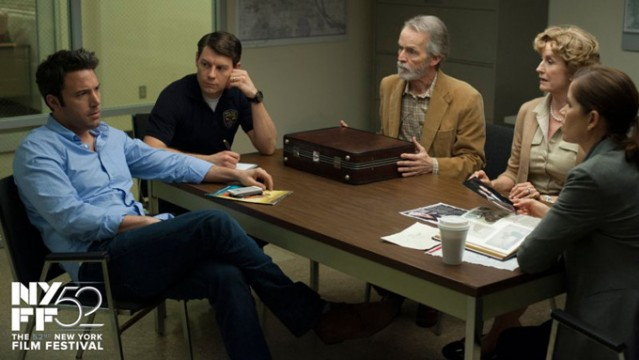 Ben Affleck Is The Prime Suspect In New Shot From Gone Girl