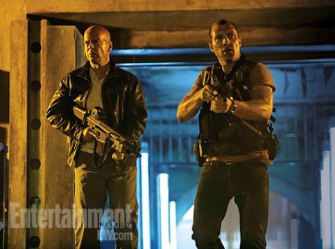 Yippee-Ki-Yay! Teaser Trailer For A Good Day To Die Hard Hits The Web