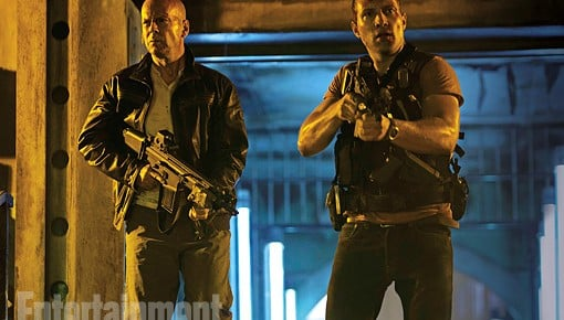 Plot Details For A Good Day To Die Hard Hit The Web