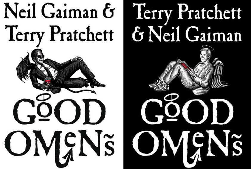 Neil Gaiman Is Working On A Six-Part TV Miniseries For Good Omens