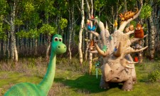 Marvel At Pixar's Land Before Time In Stunning Screenshots For The Good Dinosaur