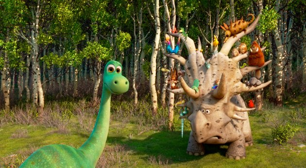 Early Reviews For The Good Dinosaur Praise Primordial World And Visuals, Not So Much Story