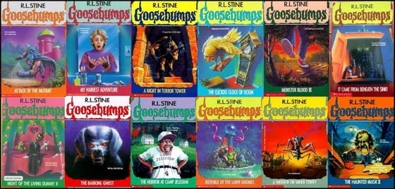 R.L. Stine's Goosebumps Coming Soon To A Theater Near You