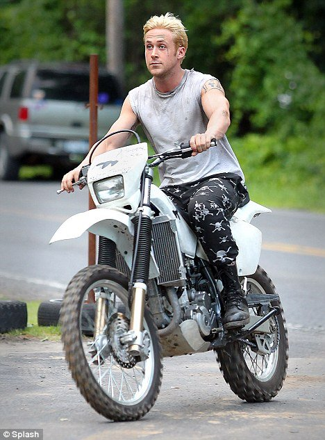 First Look At Ryan Gosling In The Place Beyond The Pines
