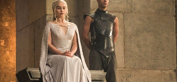The Cast Beyond The Wall: The House Of Black And White (Episode 14)