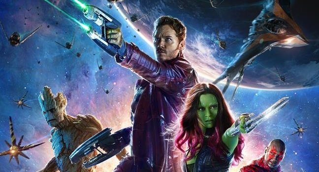 Guardians Of The Galaxy Gets 25 Seconds Of Action In New Teaser