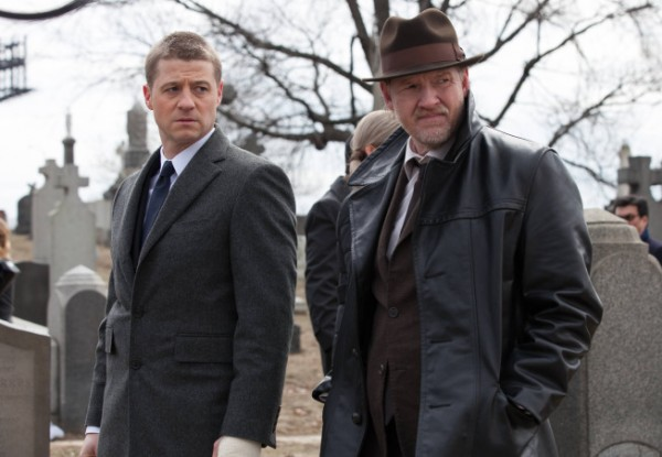 Ben McKenzie Talks Gotham And Playing Gordon As A Hero Forced To Compromise