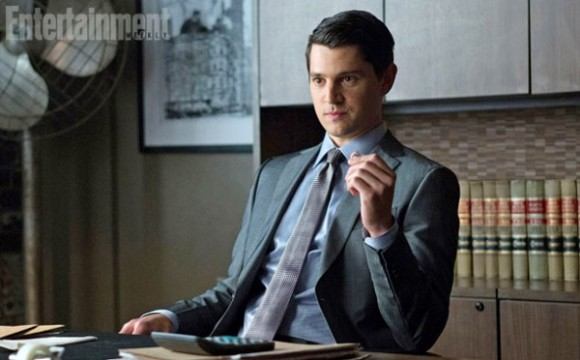 New Gotham Images Offer First Look At Harvey Dent